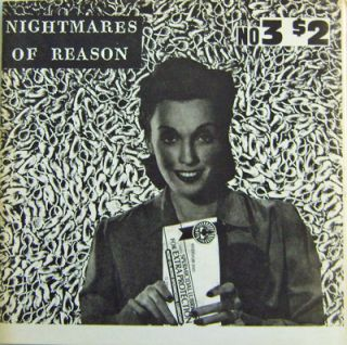 Nightmares of Reason No. 3. Michael McInnis, John Bennett Charles Bukowski, Larry Oberc, Todd...