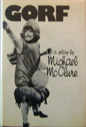 Gorf A Play (Signed). Michael Beats - McClure