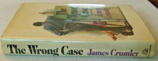 The Wrong Case. James Mystery - Crumley