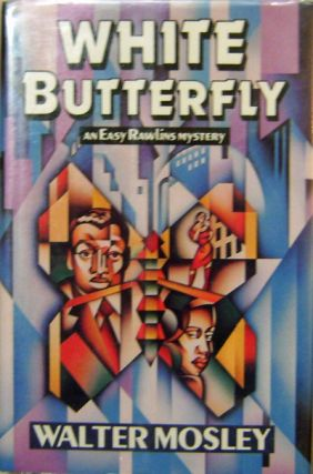 White Butterfly (Signed). Walter Mosley
