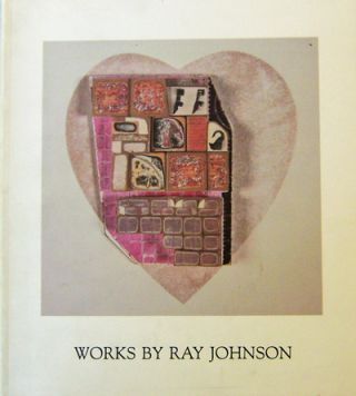 Works By Ray Johnson. David Art - Bourdon, Ray Johnson