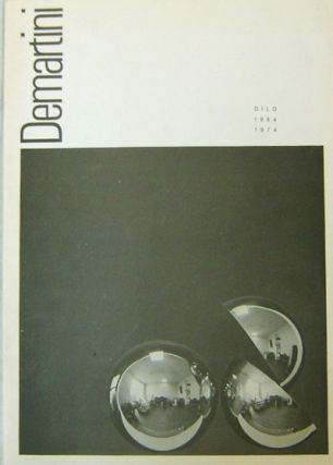 Hugo Demartini - Dilo 1964 / 1974. Hugo Art - Demartini