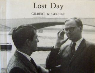 Lost Day. Flip Book - Gilbert, George