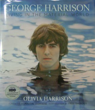 George Harrison - Living In The Material World. Olivia George Harrison Beatles - Harrison, Martin...