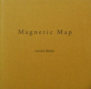Magnetic Map. Lenore Artist Book - Malen
