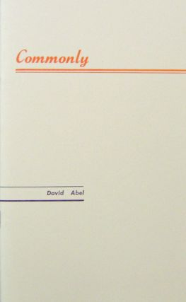Commonly. David Abel