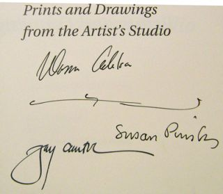 Mary Cassatt Prints and Drawings from the Artist's Studio (Signed by Four Contributors)