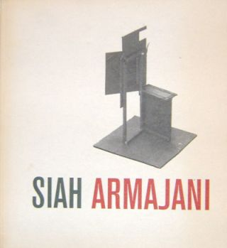 Siah Armajani (Inscribed