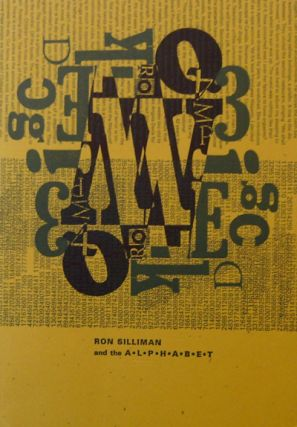Ron Silliman and the Alphabet (Inscribed). Ron Silliman.