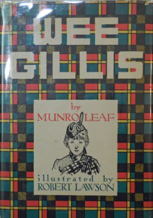 Wee Gillis. Munro Children's - Leaf, Robert Lawson