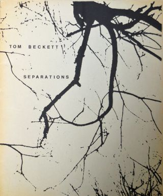 Separations (Inscribed). Tom Beckett