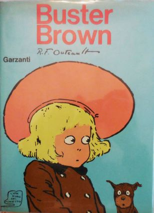 Buster Brown. Children's - R. F. Outeault
