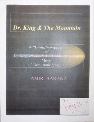 Dr. King & The Mountain. Amiri Baraka