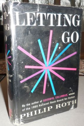 Letting Go (Inscribed
