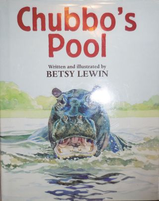 Chubbo's Pool (Signed and Inscribed). Betsy Children's - Lewin
