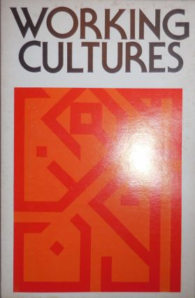 Working Cultures Spring 1978. Gabrielle Simon Edgcomb
