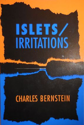 Islets / Irritations (Inscribed). Charles Bernstein