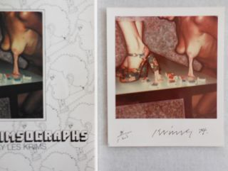 Fictcryptokrimsographs (Deluxe Signed Edition with Original Signed Polaroid); A Book-Work