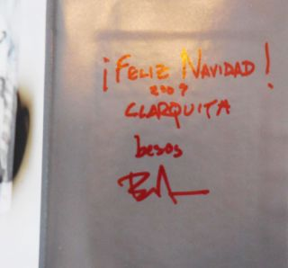 (Signed) (Inscribed Copy)