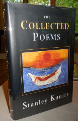 The Collected Poems (Signed). Stanley Kunitz