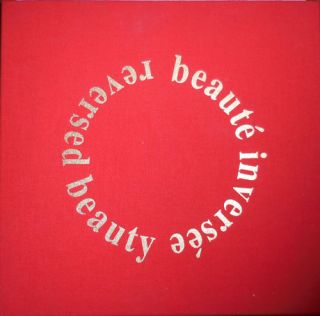 Beaute Inversee / Reversed Beauty (Siged by All Three Contributors, also INSCRIBED by Arrabal to...