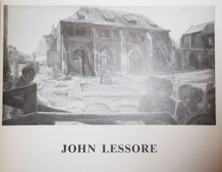 Recent Paintings (Inscribed). John Art - Lessore