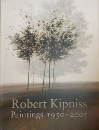 Paintings 1950 - 2005 (Signed). Robert Art - Kipniss
