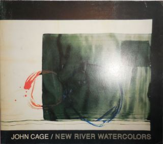 John Cage / New River Watercolors. John Art - Cage
