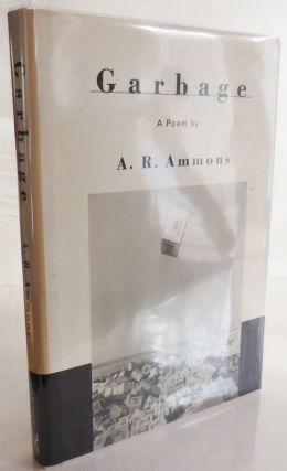 Garbage (Signed and Inscribed Copy). A. R. Ammons.