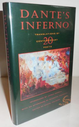 Dante's Inferno: Translated by 20 Contemporary Poets (Signed by 15 Contributors Including Robert...