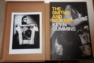 The Smiths And Beyond (Limited Edition with Signed Photograph). Kevin Photography - Cummins, The...