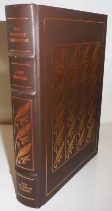 The Wapshot Chronicle (Signed Leatherbound Edition). John Cheever
