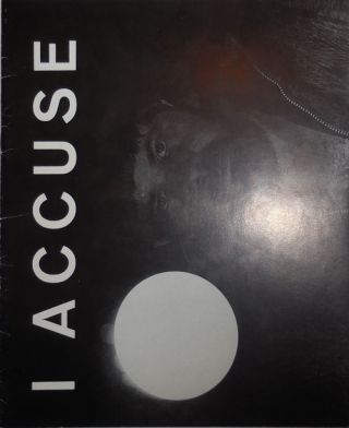 I Accuse. with Ralph Ortiz, Nam June Paik