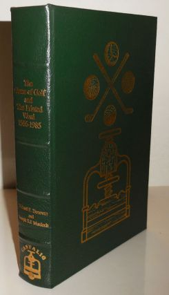 The Game of Golf and The Printed Word 1566-1985 (Special Limited Leatherbound Edition Signed by...