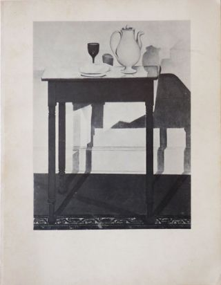 The Works On Paper. Charles Art - Sheeler.
