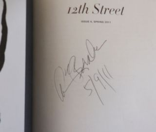 12th Street Issue 4 (Signed by Baraka)