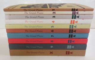 The Grand Piano Parts 1 - 10 San Francisco 1975 - 1980 (Ten Issues Complete); An Experiment in...