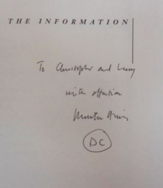 The Information (Inscribed)