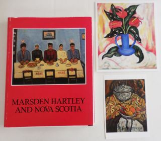 Marsden Hartley and Nova Scotia. Marsden Art - Hartley.
