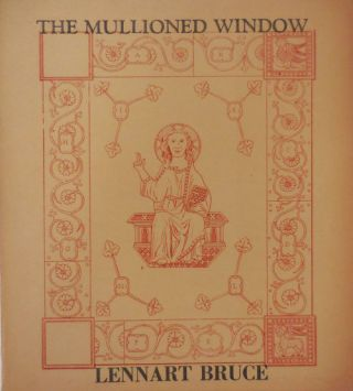 The Mullioned Window. Lennart with Bruce, George Hitchcock