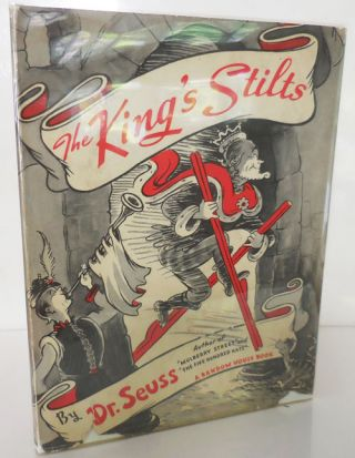 The King's Stilts. Children's - Dr. Seuss