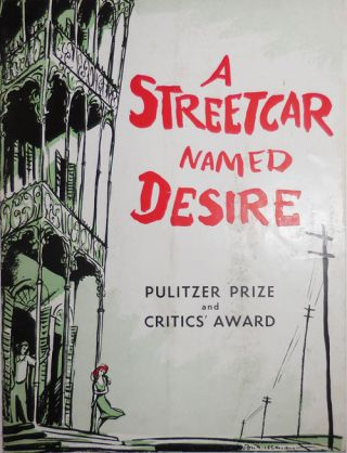 A Streetcar Named Desire (Program Guide / Promotional Booklet). Tennessee Williams