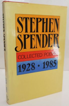 Collected Poems 1928 - 1985 (Inscribed