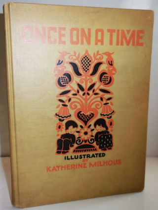 Once On A Time. Katherine Fairy Tales - Milhous