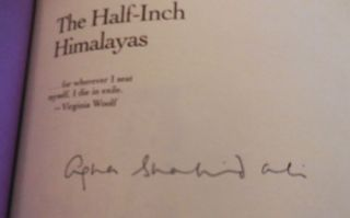 The Half-Inch Himalayas (Signed)