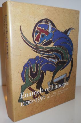 Enamels of Limoges 1100 - 1350. John P. Art of the Middle Ages - O'Neill