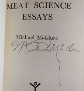 Meat Science Essays (Signed)
