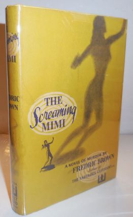 The Screaming Mimi. Fredric Crime - Brown