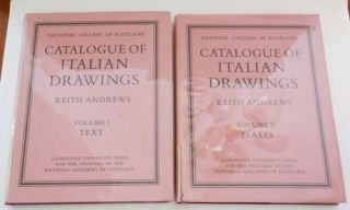 Catalogue of Italian Drawings in the National Gallery of Scotland (Two Volume Set). Keith Italian...