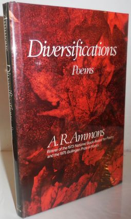 Diversifications; Poems. A. R. Ammons